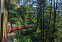 Photo of Top Train Journeys In India