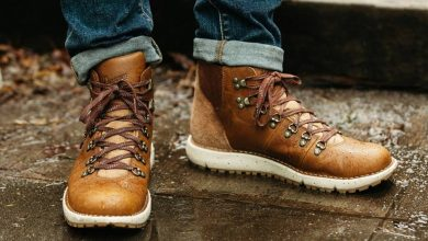 Photo of Some Of The Different Types Of Boots For Hiking